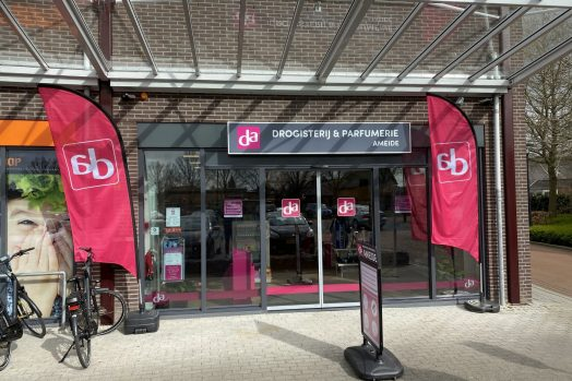 Interne winkel verbouwing DA Drogisterij