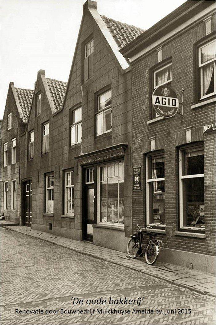 Fransestraat Ameide Herbestemming