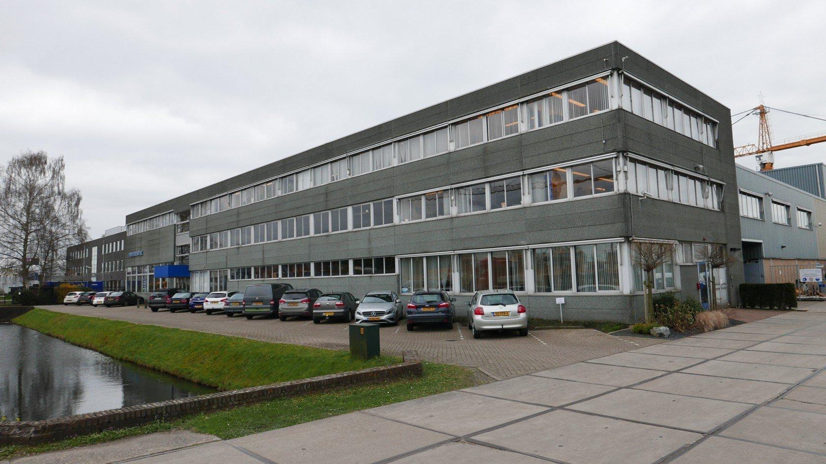 Renovatie kantoorgebouw te Vianen